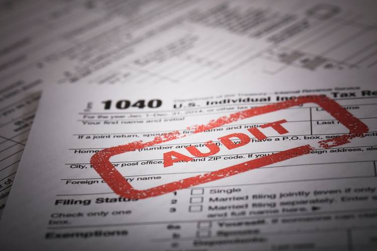 How to deal with an IRS Audit