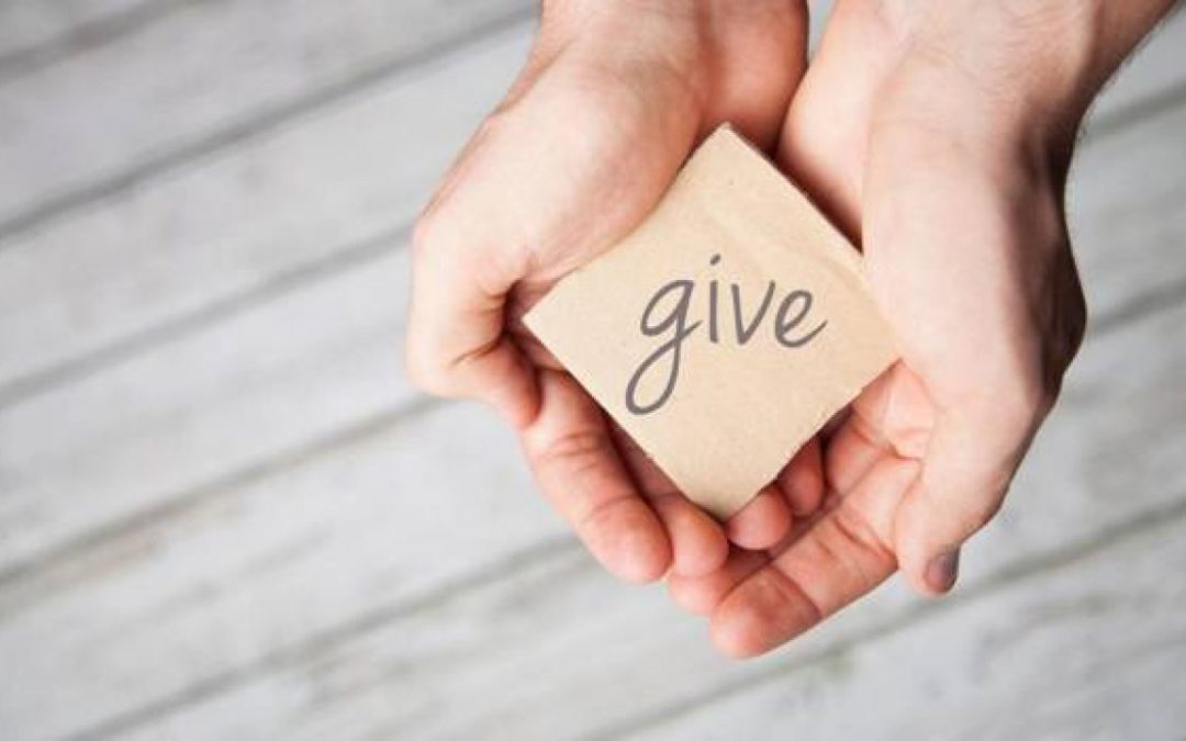 What to know about Charitable Giving